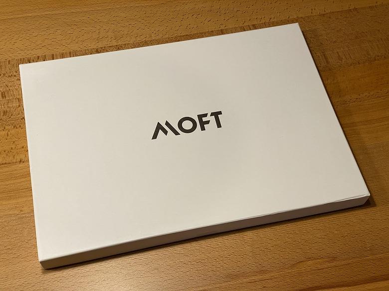 MOFT多機能キャリーケース 外箱