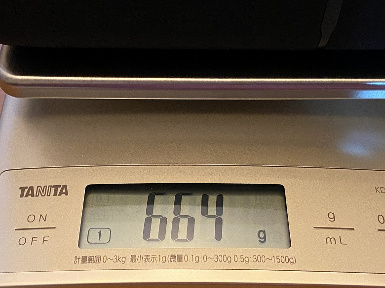 RAVPower ポータブル電源 20000mAh 重さ