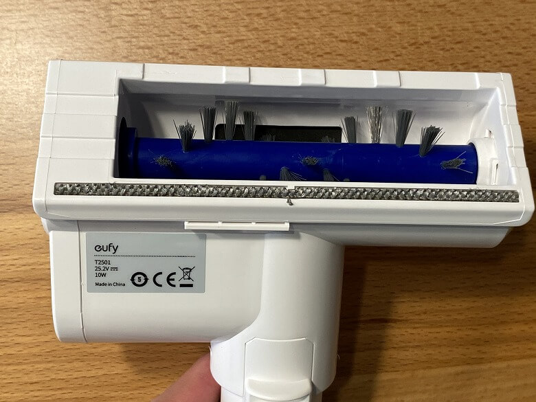 Eufy HomeVac S11 Go ブラシローラー