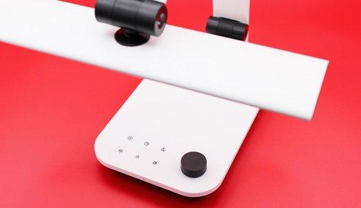 【TaoTronics TT-DL092 レビュー】ダイヤルによる調光機能とUSBポートを備えた影ができにくいデスクライト