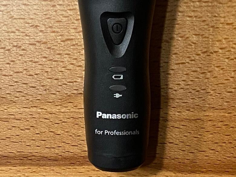 パナソニック プロリニアバリカン ER-GP82-K 各種ボタン