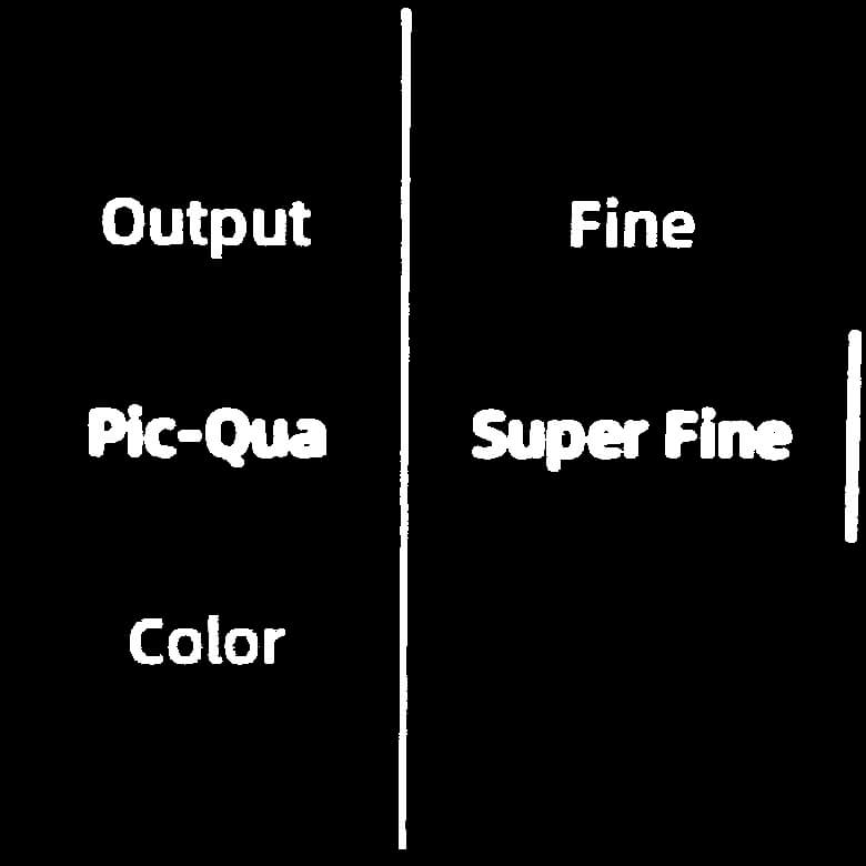 FIMI PALM 3軸ジンバルカメラ 写真解像度