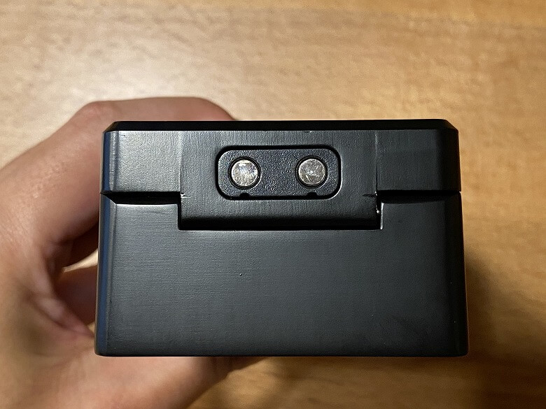 POPULIFEスマートキーボックス 非常用電源供給接続口
