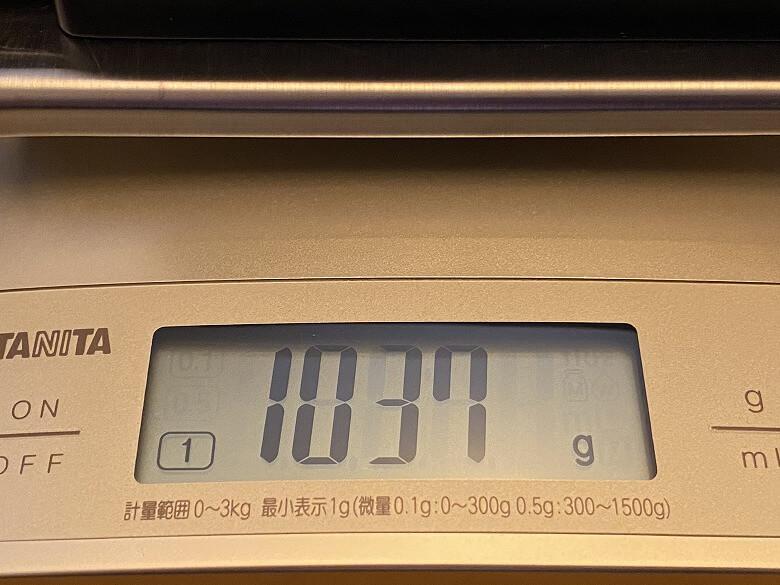 POPULIFEスマートキーボックス 重さ