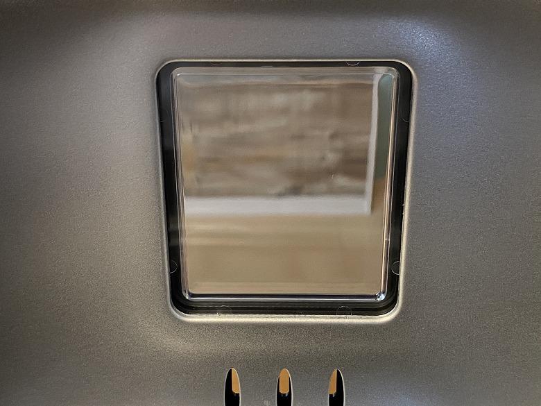 siroca おうちベーカリー SB-1D151 窓は透明
