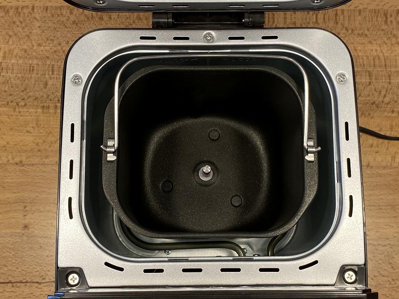 siroca おうちベーカリー SB-1D151 パンケースセット