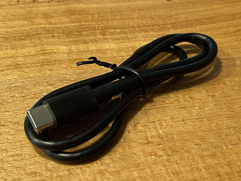 Anker PowerCore III Elite 25600 87W USBケーブル