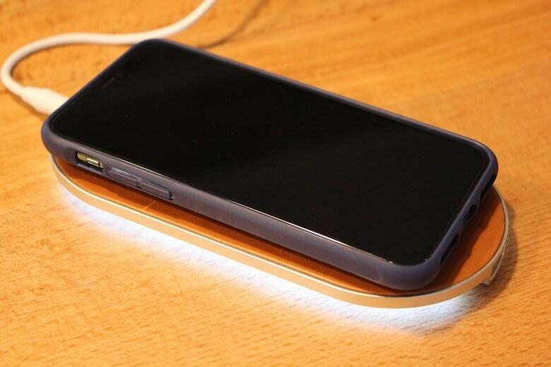 CLCKR iPhone Case ワイヤレス充電対応
