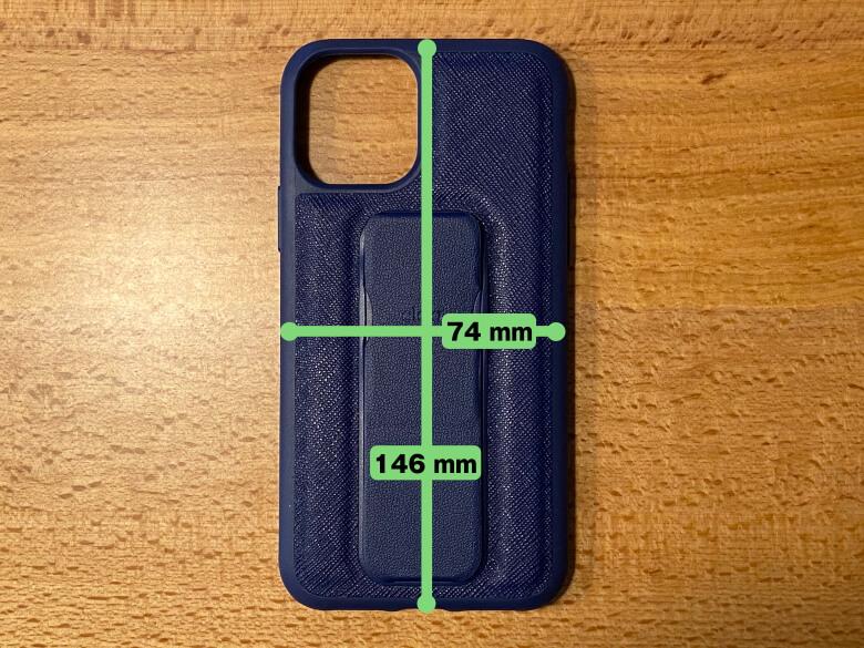 CLCKR iPhone Case サイズ