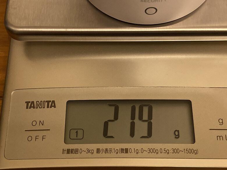 Eufy IndoorCam 2K Pan & Tilt 重さ