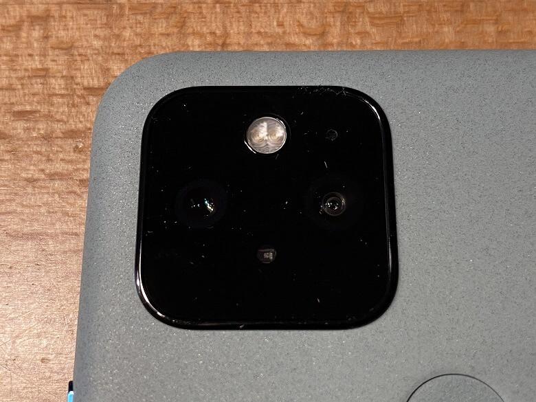 Google Pixel 5 カメラ性能