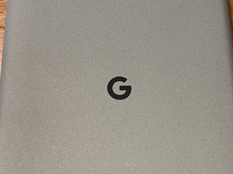 Google Pixel 5 ロゴ
