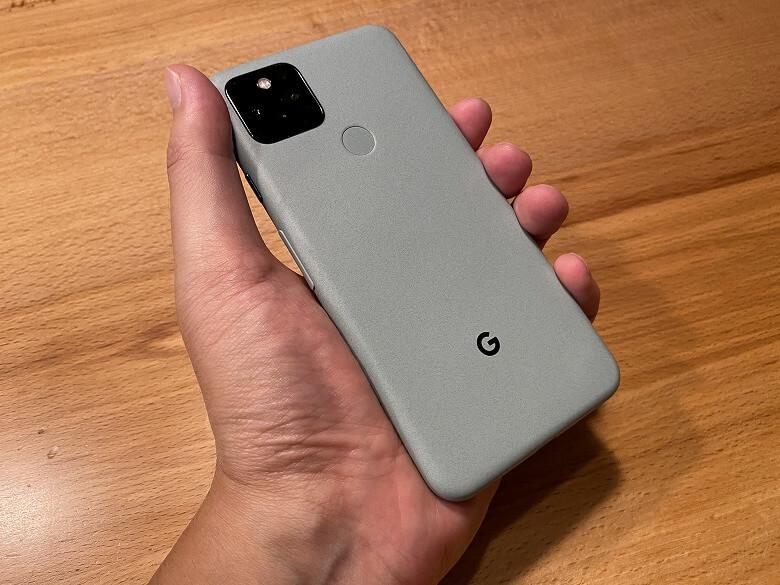 Google Pixel 5 使用感