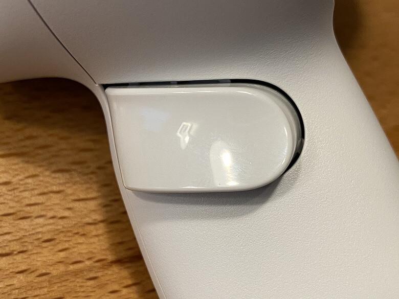 Oculus Quest 2 グリップボタン