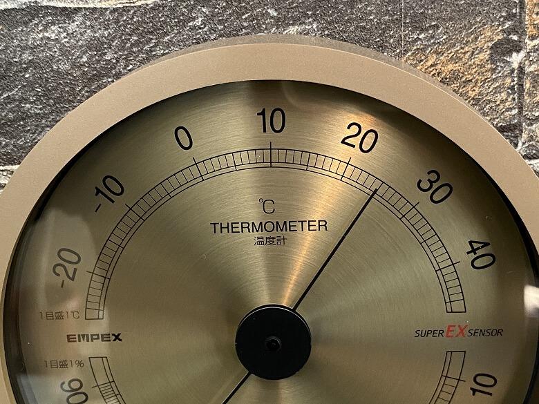 LUCHE 温度