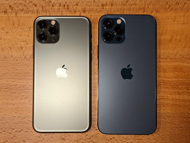iPhone 12 Pro 比較