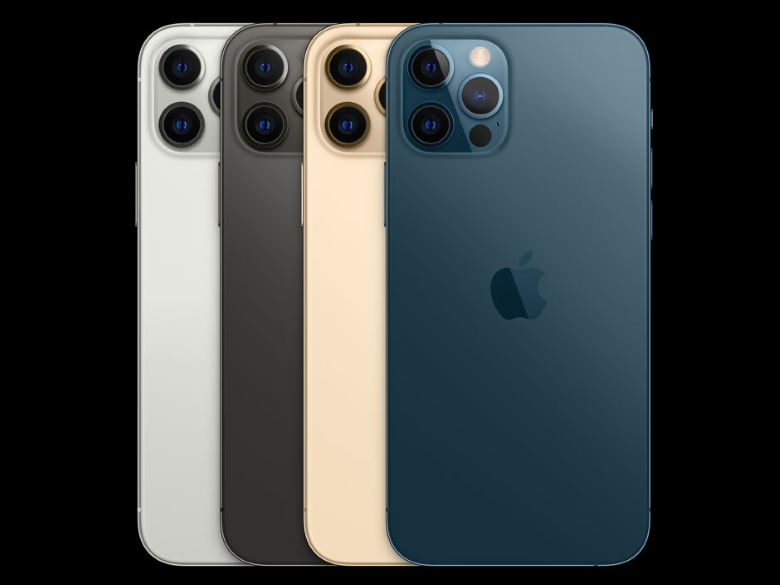 iPhone 12 Pro カラーバリエーション