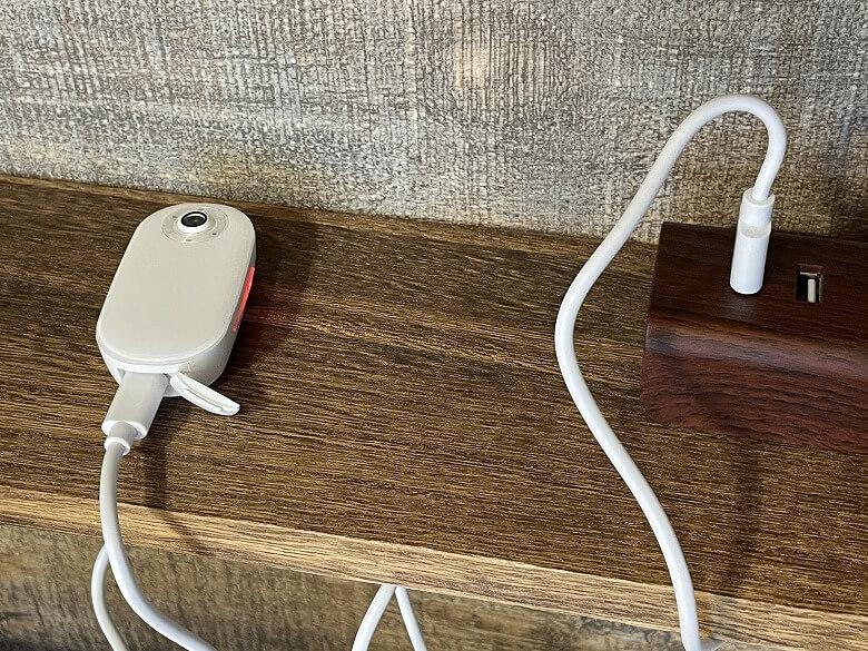 AKASO Keychain 充電
