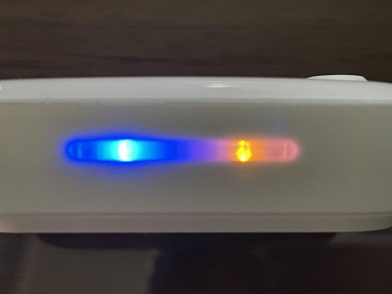 AKASO Keychain Wi-Fi ON