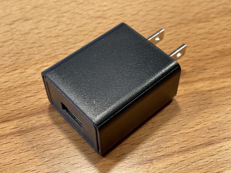 AKASO ミニビデオプロジェクター ACアダプター