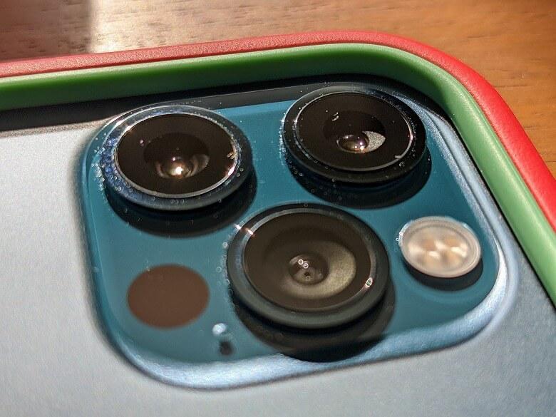 RhinoShield CrashGuard NX カメラレンズ