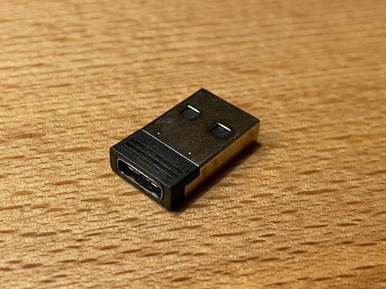 GeChic モバイルモニター On-Lap M505E USB変換コネクタ