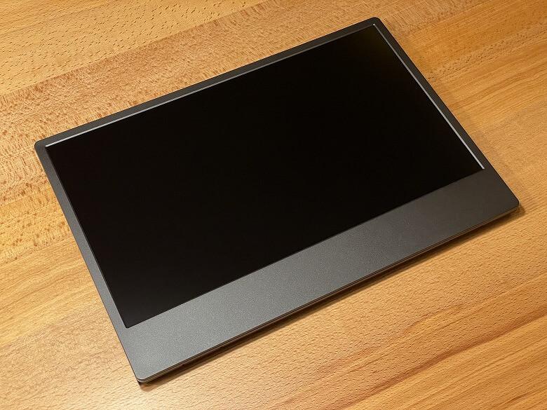 GeChic モバイルモニター On-Lap M505E 外観