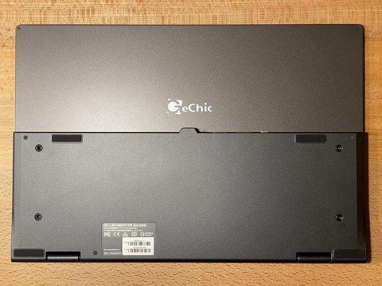 GeChic モバイルモニター On-Lap M505E I/Oベース