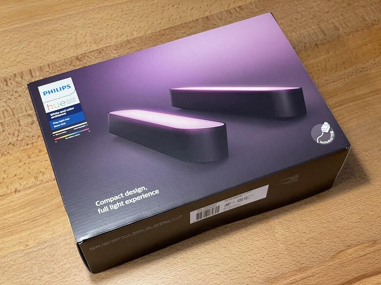 Philips Hue Play ライトバー 外箱