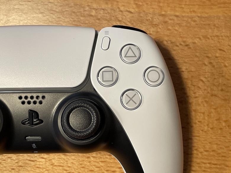 PlayStation 5 コントローラー右
