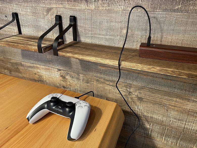 PlayStation 5 コントローラー充電