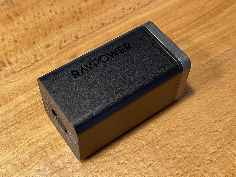 在宅勤務 RAVPower RP-PC136 見た目