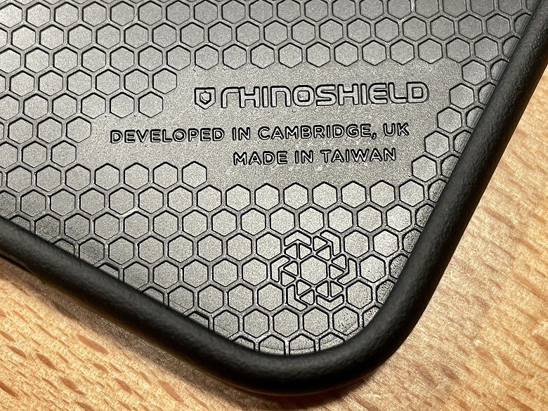 RhinoShield SolidSuit ロゴ