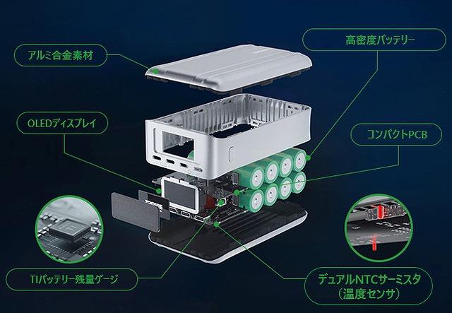 SuperTank Pro アルマイト処理