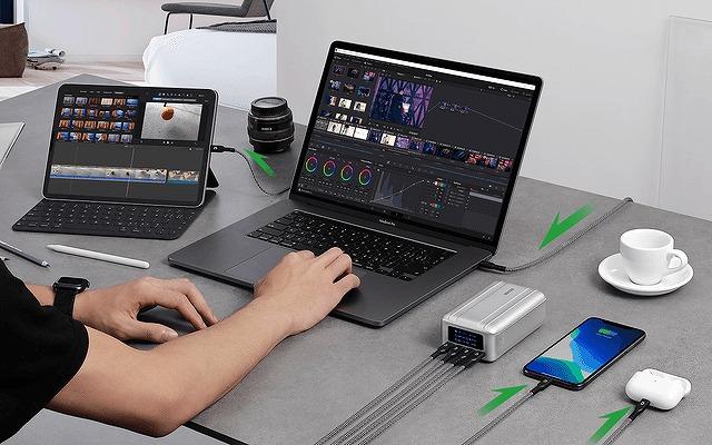SuperTank Pro USB-C統一