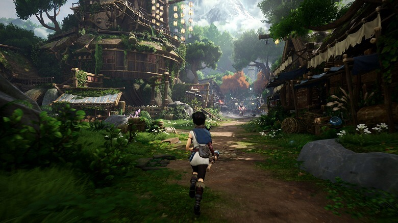 PlayStation 5 Kena: Bridge of Spirits