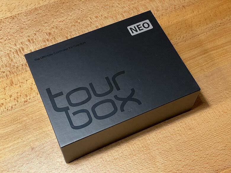 TourBox NEO 外箱
