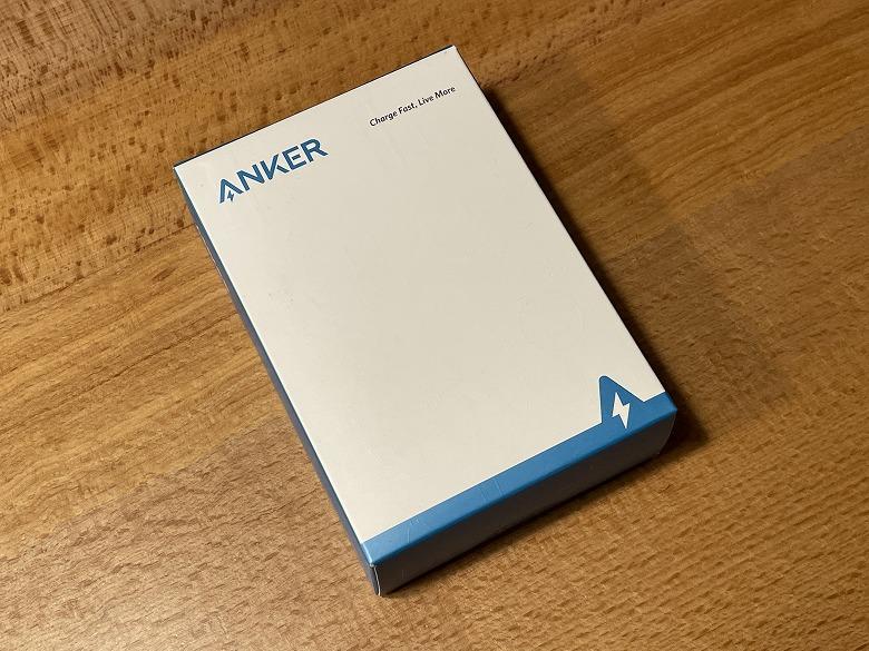 Anker PowerCore Fusion 10000 外箱