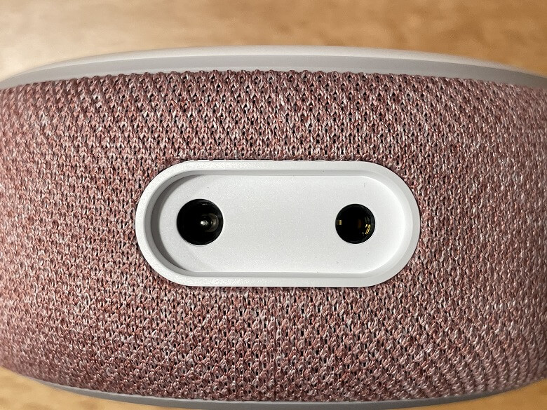 Amazon Echo Dot 第3世代 各種ポート