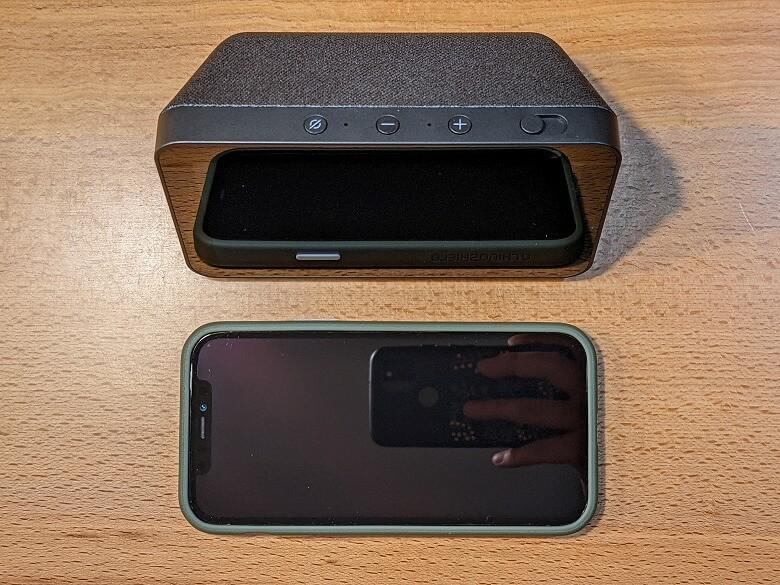 Amazon Echo Show 5 スマホと比較
