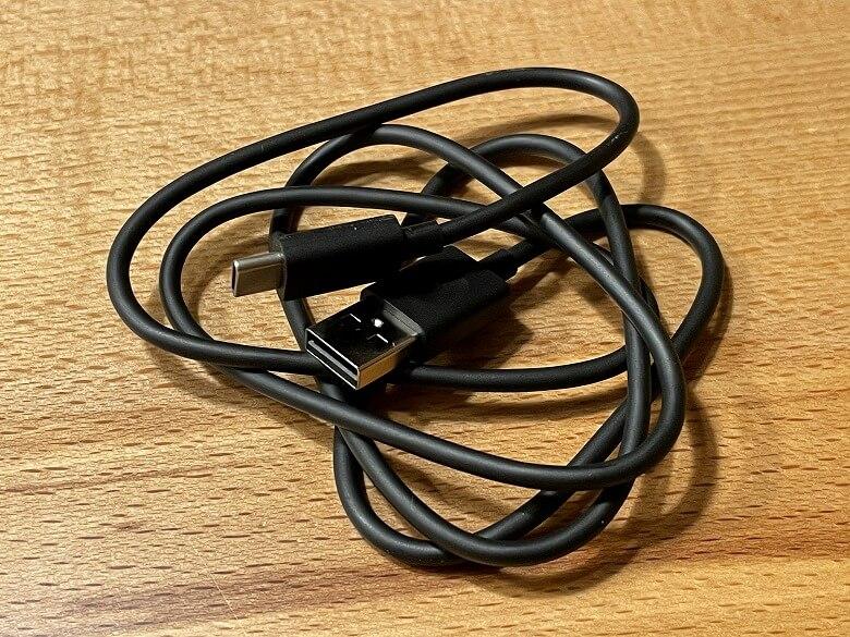Amazon Fire HD 8 USBケーブル
