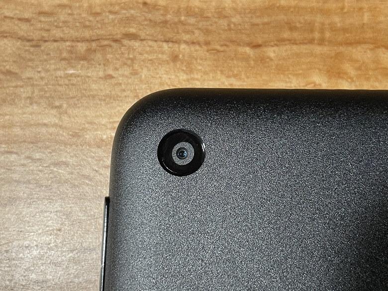 Amazon Fire HD 8 リアカメラ