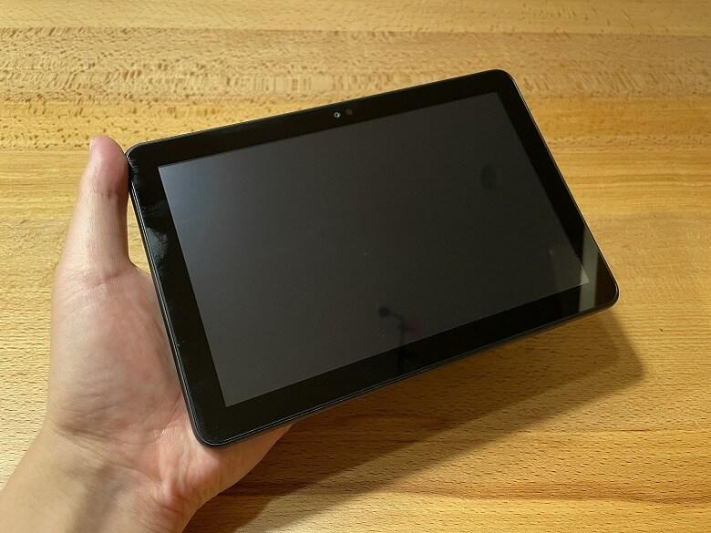 Kindle Unlimited Fire HD 8手持ち