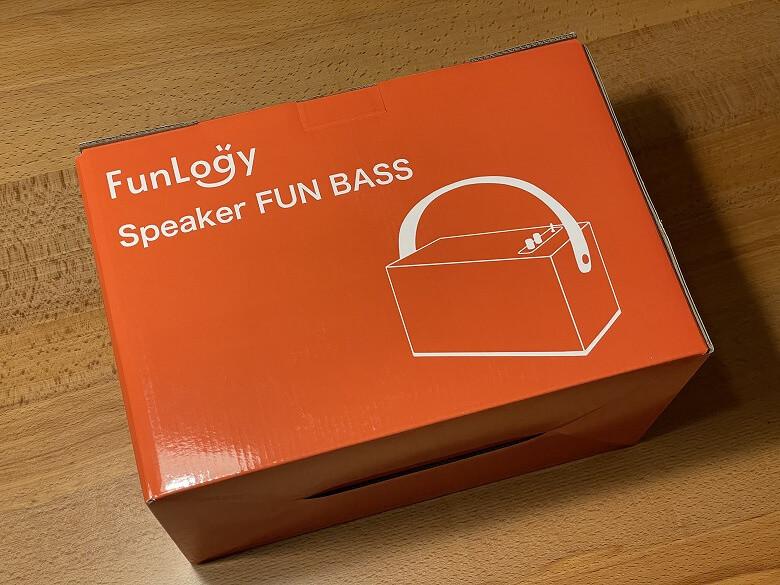 FunLogy BASS 外箱