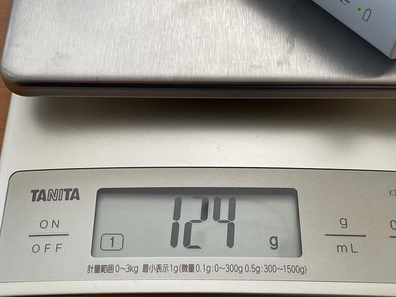 Philips ソニッケアー プロテクトクリーン 重さ