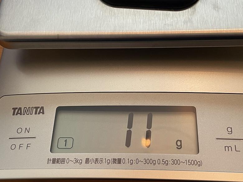 MOFT Magnetic Sticker 重さ
