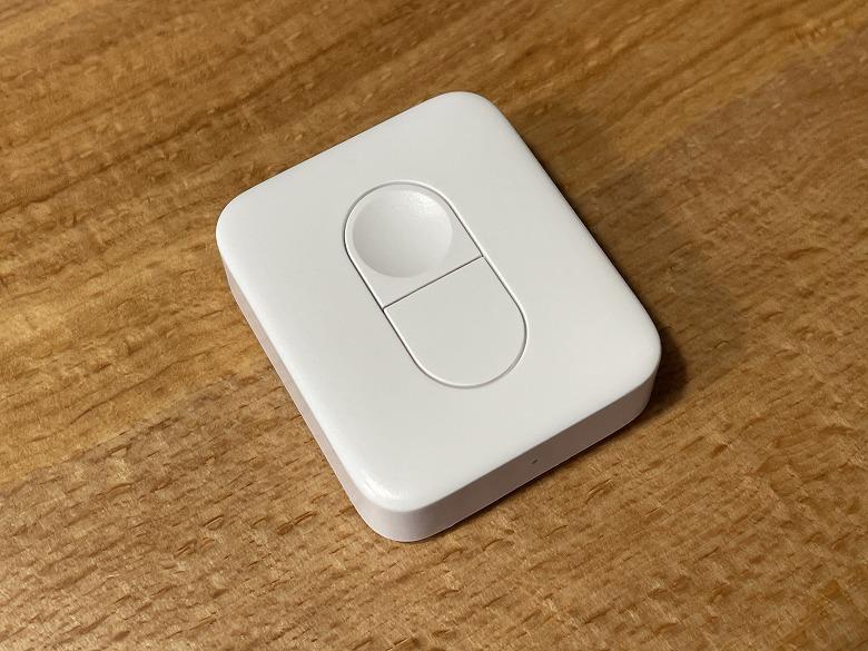 SwitchBotリモートボタン 外観
