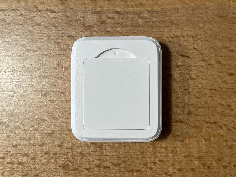 SwitchBotリモートボタン 電池カバー