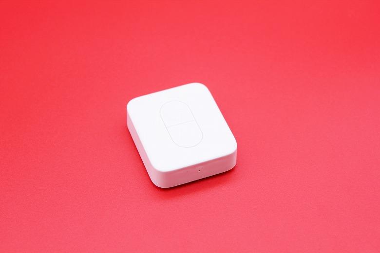 SwitchBotリモートボタン