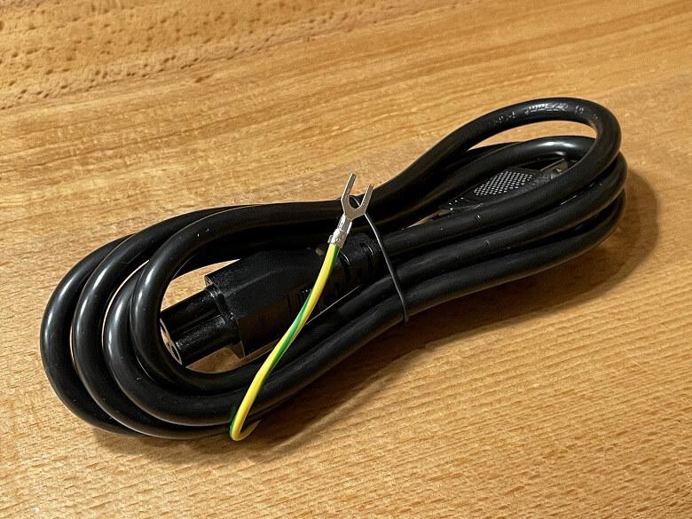 TP-Link TL-SG1005LP 電源コード